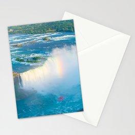 Niagara Falls Canada Aerial Stationery Cards