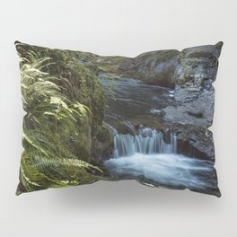 Finding a Spot for My Cares Pillow Sham
