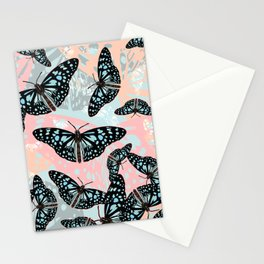 Butterflies #2 Stationery Cards