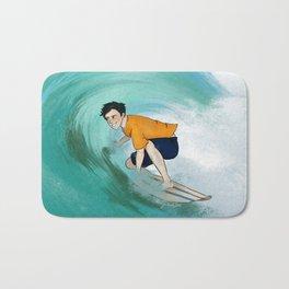 Percy Surfing Bath Mat
