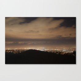 Nightsky Canvas Print
