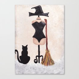 Simply Bewitching Canvas Print