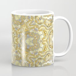 Orange and Yellow Kaleidoscope 1 Coffee Mug