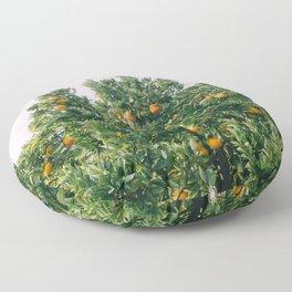 Oranges for Days Floor Pillow