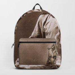 Sitting Maul Backpack
