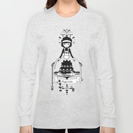 Lady Cake Long Sleeve T-shirt