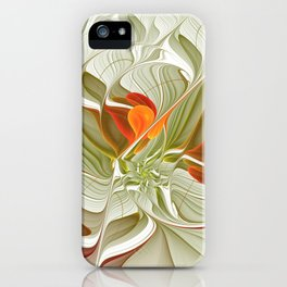 Fractal Art Bring Color Into Your Life iPhone Case