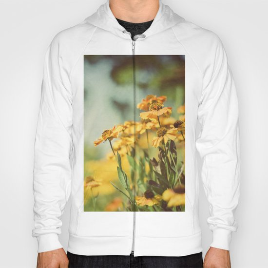 Fall Flowers Hoody