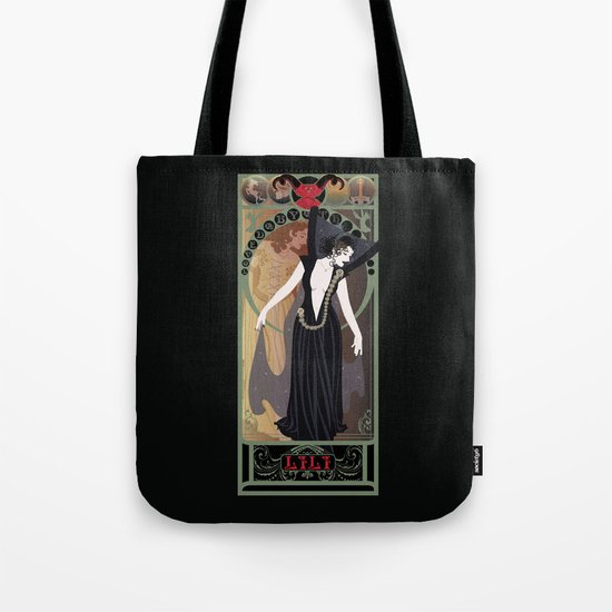 Dark Lili Nouveau - Legend Tote Bag
