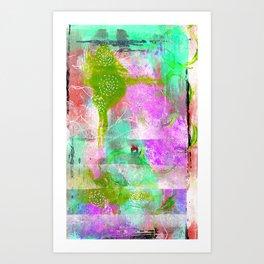 CHARISMA 2 Art Print