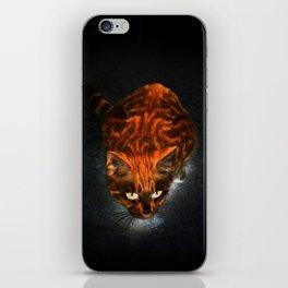 Pyroclastic Glow iPhone Skin