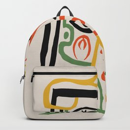 Picasso - Woman's head #1 Backpack