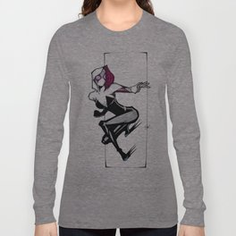 The Amazing Spider-Woman Long Sleeve T-shirt