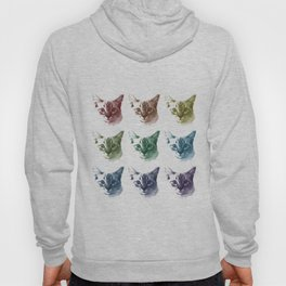 COLORFUL MEOWS Hoody