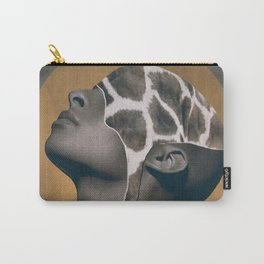 African Beauty Carry-All Pouch
