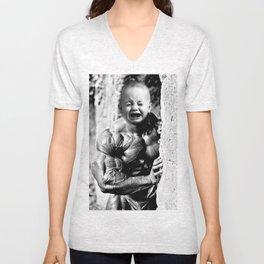 baby coleman Unisex V-Neck
