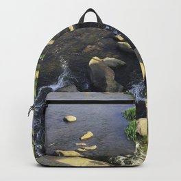 Rocks in the James Backpack