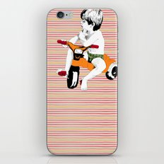 Easy rider iPhone Skin