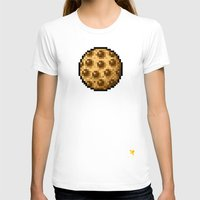 cookie T-shirts featuring Cookie by HOVERFLYdesign