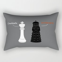 Ultimate Checkmate Rectangular Pillow