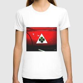 Alfa Romeo Green Cloverleaf - Quadrifoglio Verde T-shirt