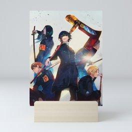Suzuya Juuzou Team Mini Art Print