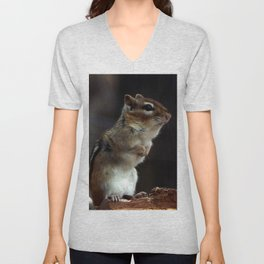 Chippy Unisex V-Neck