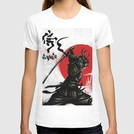 Samurai Invader T-shirt