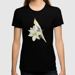 Pied Cockatiel T-shirt