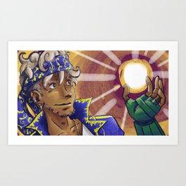 Steal the Sunrise Art Print
