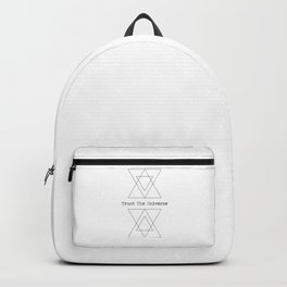 Trust the Universe Backpack