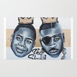Kings of New York Rug