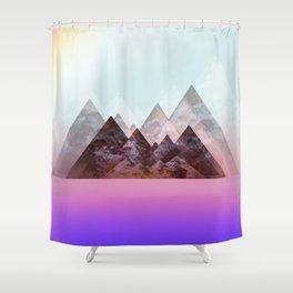 .nirvana. Shower Curtain