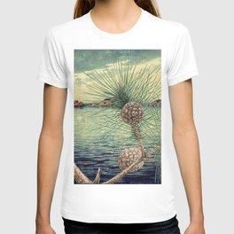 A Hidden View of O-nen Shore T-shirt