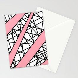 Lazer Dance P Stationery Cards