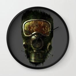 Spores Wall Clock
