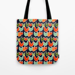 Ruby's Tulips Tote Bag