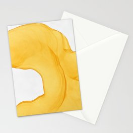 Yellow Ink Stationery Cards