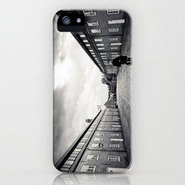 nordic scene iPhone Case