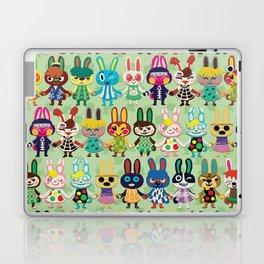 Rabbit Crossing Laptop & iPad Skin