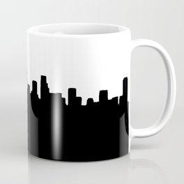 Los Angeles Shadow Coffee Mug