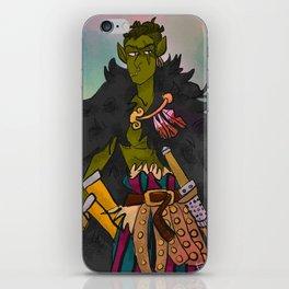 Fantasy Zoro iPhone Skin