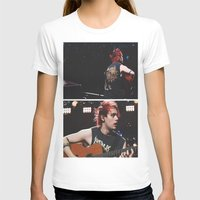 5 seconds of summer T-shirts featuring 5 Seconds of Summer - Michael by Fan_Girl_Designs