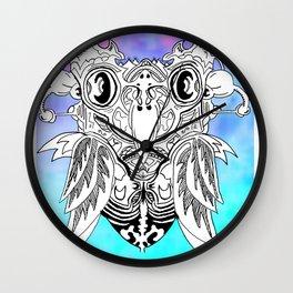 Owly Wall Clock