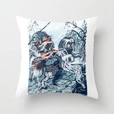 Sir Didymus Throw Pillow