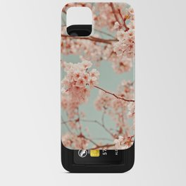 blossoms all over iPhone Card Case