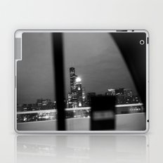 From the back of a cab Laptop & iPad Skin