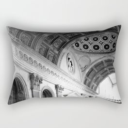 Florentine Corridor Rectangular Pillow
