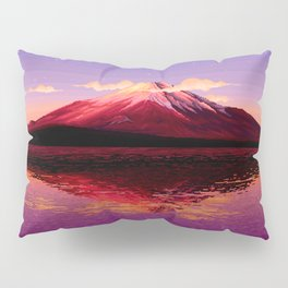 Mount Fuji Pillow Sham