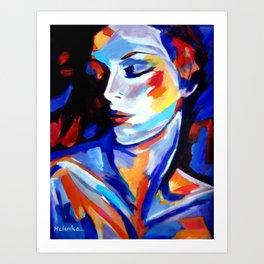 """Joy within"" Art Print"